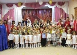Золотой юбилей в маленькой стране детства.