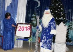 С Новым годом, садик мой!