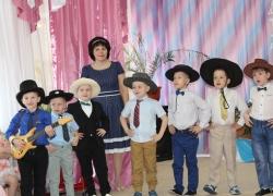 Праздник милых дам в детском саду